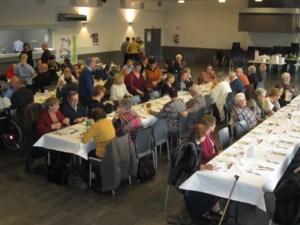 KVG Bocholt-Bree viert nieuwjaar