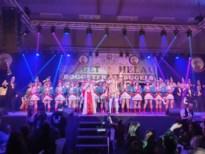 Alle Boggeter carnavalisten feesten tot diep in de nacht in de Damburg
