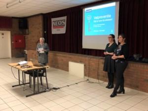 Neos Ham organiseert voordracht over valpreventie