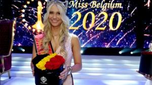 """Nieuwe Miss België, ondanks uitschuiver: """"Ook als je valt, kan je winnen"""""""