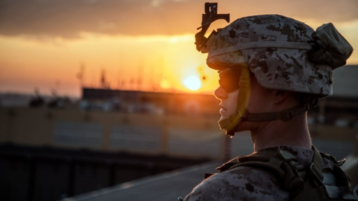 Vier raketten treffen Iraakse luchtmachtbasis met ook Amerikaanse militairen
