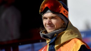Seppe Smits sneuvelt in de kwalificaties in WB-manche slopestyle