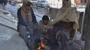 Dertigtal doden in Pakistan en Afghanistan door sneeuwstormen