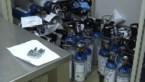 Opnieuw lachgasverkopers gepakt in Genk