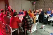 Bewoners Residentie Andreas brengen nieuwjaarswensen over