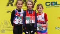 IN BEELD. Bekijk hier alle podiumfoto's van de Limburgse veldloopkampioenschappen in Tessenderlo