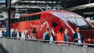 Thalys vervoert nieuw recordaantal passagiers