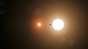 Tiener ontdekt nieuwe planeet op derde dag van stage bij NASA