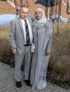 Ouassila en Omer in Genk