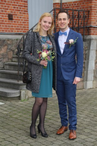 Annemijn en Ruben in Lummen