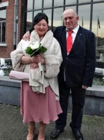 Brigitte en Etienne in Hoeselt