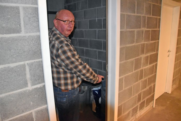 Dieven breken binnen in zeven kelders van flatgebouw in Lommel