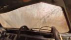 Pantservoertuig aan flarden, maar 'kooi' redt Belgische militairen