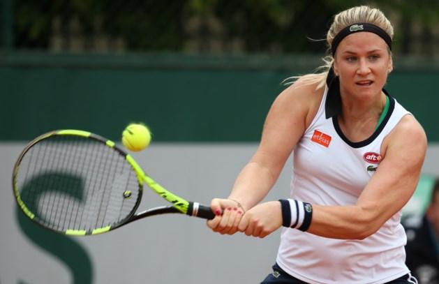 Ysaline Bonaventure plaatst zich voor tweede kwalificatieronde van Australian Open