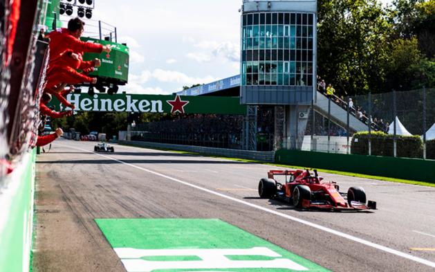 """""""Wanneer je als Ferrari-rijder wint in Monza ga je de geschiedenisboeken in"""""""