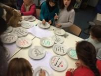 Zonhovense schoolkinderen helpen zustergemeente uit Australië met 'porseleinen borden-actie'