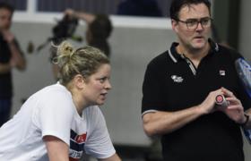 Carl Maes ziet Kim geen Grand Slam meer winnen: