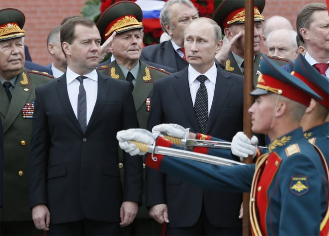 Hoe Poetin met het ontslag van de Russische regering zijn macht veiligstelt