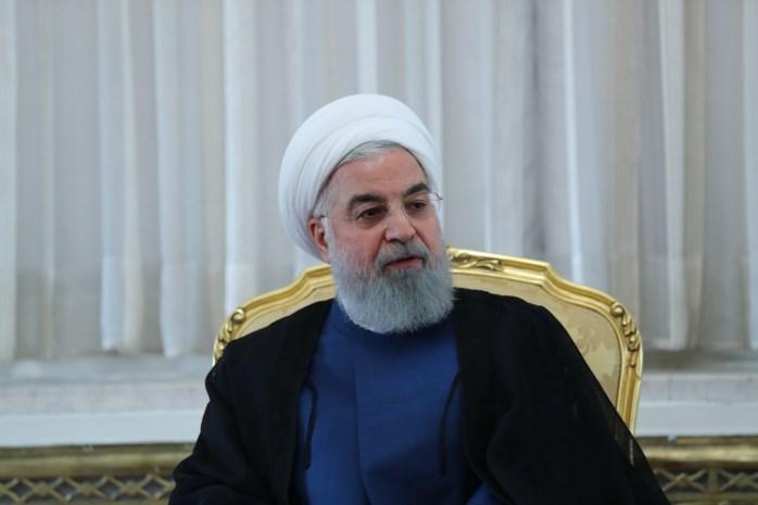President Rohani vraagt leger om excuses voor neergehaald vliegtuig