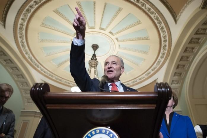 """Democraten: """"Voldoende stemmen in Senaat voor beperken oorlogsbevoegdheden Trump"""""""