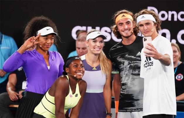 Nadal, Serena en co. zamelen geld in voor slachtoffers bosbranden