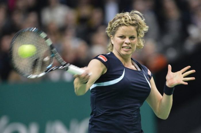 Wie, wat, waar...Kim Clijsters verduidelijkt vandaag haar plannen voor 2020