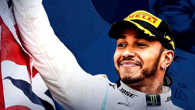 """Lewis Hamilton: """"Ik wil niet naar Ferrari, ik zit al bij  een droomteam!"""""""