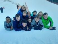 Middenschool Heilig Hart op skiklassen