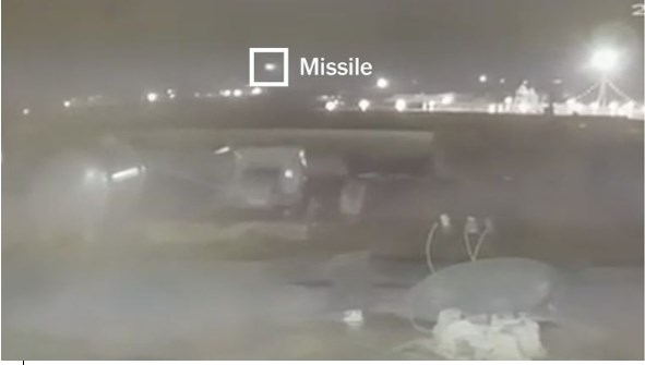 Nieuwe videobeelden tonen dat passagiersvliegtuig in Iran werd neergehaald door twee raketten