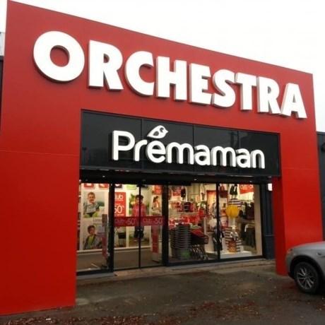 Herstructurering Orchestra-Prémaman: 34 winkels moeten de deuren dicht doen