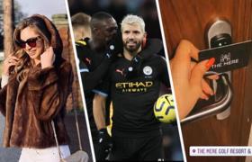 Manchester City viert ruime zege met 22 Instagram-modellen in luxehotel