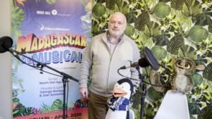 Politicus Jean-Marie Dedecker speelt in musical ... als pinguïn