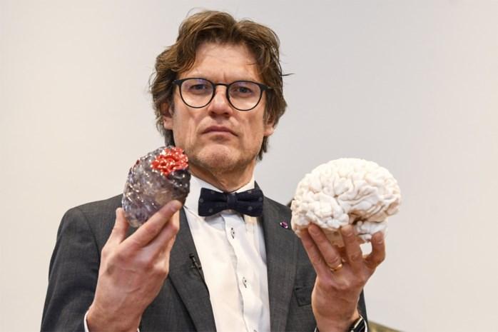 Neuroloog Steven Laureys krijgt 1 miljoen euro voor onderzoek naar herstel na een coma