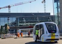 Vijf kandidaten om zelfrijdende bus te bouwen