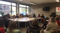 Lunchvergadering 'extra kansen' in Europaschool Genk