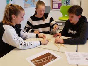 Vijfdejaars Agnetencollege leren leren