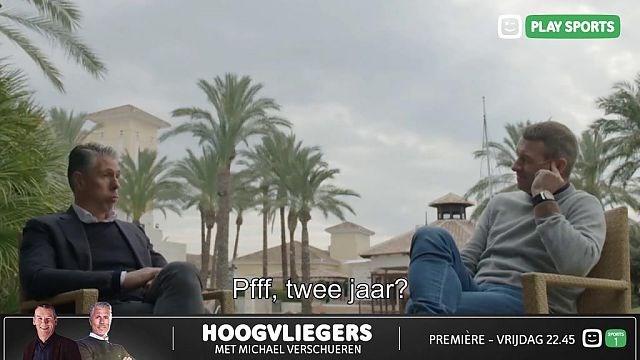 """Michael Verschueren over de kloof tussen Anderlecht en Club Brugge: """"Over twee jaar staan we weer boven hen"""""""