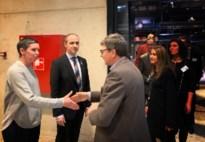 """Wim Dries (CD&V) na boycot nieuwjaarsreceptie: """"Signaal van werkgevers is aangekomen"""""""
