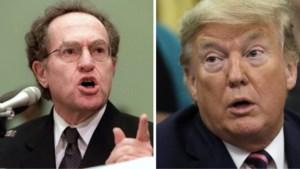 Bekende advocaat gaat Trump mee verdedigen in impeachment-proces