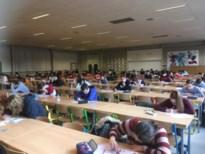 SAB neemt deel aan de Vlaamse Wiskunde Olympiade