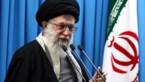 """Ayatollah Khamenei tijdens vrijdaggebed: """"Slag in gezicht van wereldmacht toont de hand van God"""""""