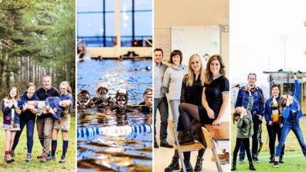 Van boogschieten tot Chiro: deze Limburgse gezinnen hebben dezelfde hobby