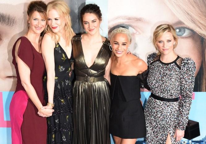 Ondanks groot succes: geen derde seizoen voor 'Big Little Lies'