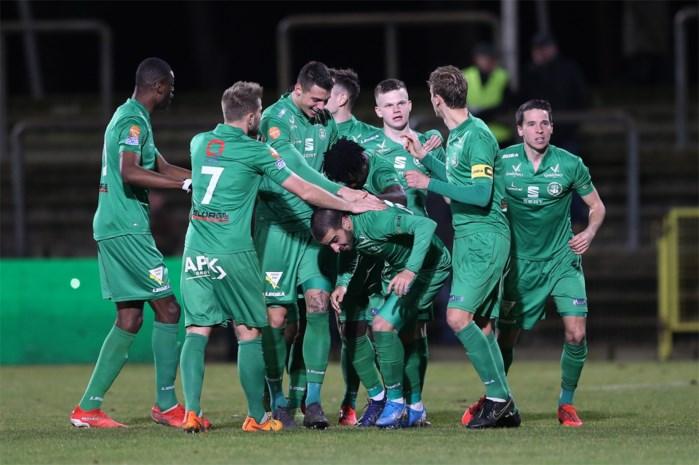 Vroeg doelpunt van Vachiberadze beslissend voor Lommel SK