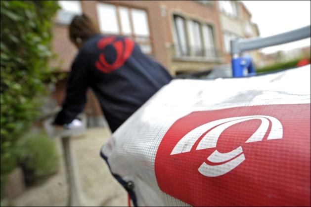Kranten met vertraging geleverd door spontane staking bij bpost
