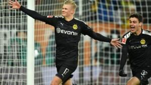 Genk-killer Haaland scoort hattrick in 23 minuten bij debuut voor Dortmund