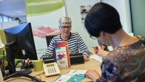 Registreren als orgaandonor kan vanaf de zomer in enkele muisklikken