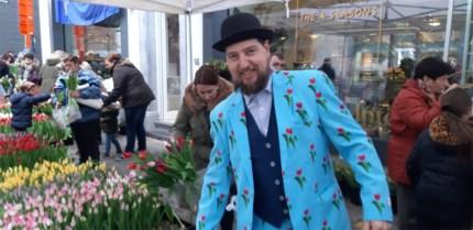 Bloemist laat gratis 30.000 tulpen plukken in Tongeren