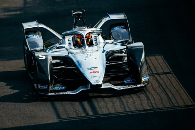 Stoffel Vandoorne grijpt de leiding in Formule E-kampioenschap