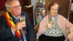 100-jarige Angèle krijgt koninklijke felicitaties